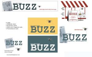 Branding for news website