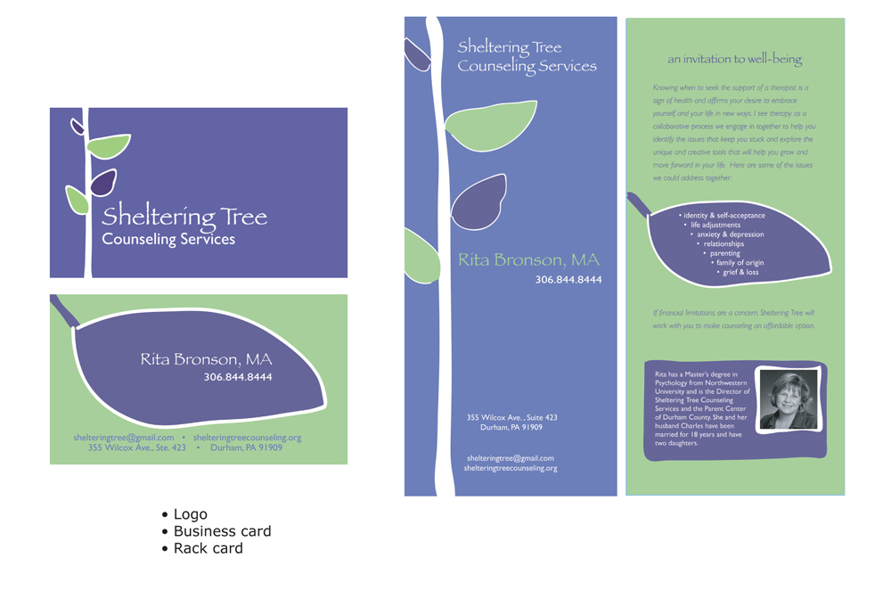 Branding for Counseling Service