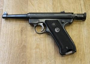 Ruger Model 1 .22 LR