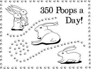 350 Poops