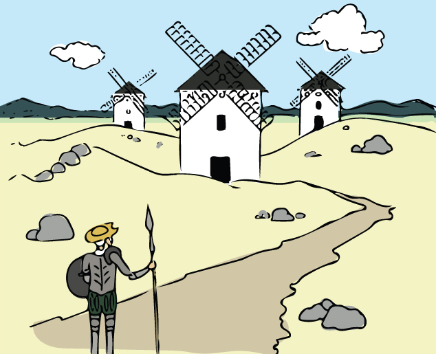 Where Don Quijote Was