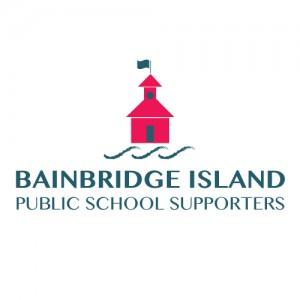 Logo for school district organization